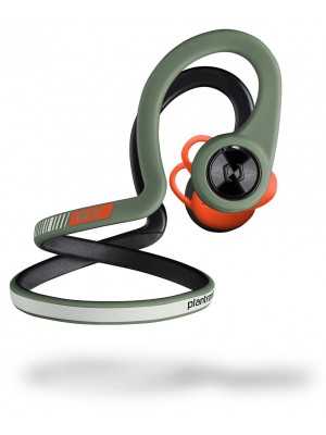 Bluetooth гарнитура Plantronics Backbeat Fit Stealth Green