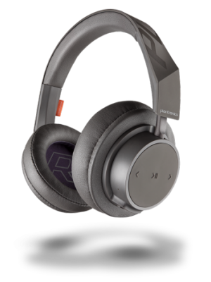 Bluetooth гарнитура Plantronics Backbeat Go 600 Grey