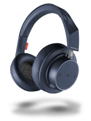 Bluetooth гарнитура Plantronics Backbeat Go 600 Navy