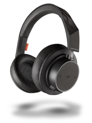 Bluetooth гарнитура Plantronics Backbeat Go 605 Black