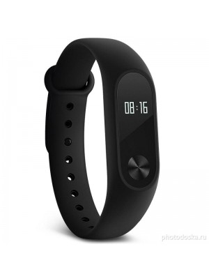 Фитнес браслет Xiaomi Mi Band 2 EU Black MGW4024GL